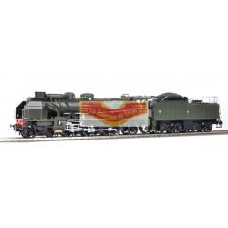ROCO 62310 - Locomotive Vapeur 231E30 verte SNCF DCC SON - HO