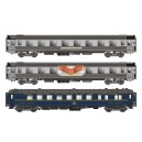 LS models - LSM 41103 - set de 3 Voitures mistral 56 ep 3 - echelle HO