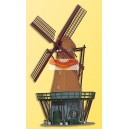 Kibri 39150 - H0 Moulin a vent sur Fehmarn