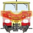REE Modeles MB-033 - Draisine DU65 EP 3-4 SNCF analogique - HO