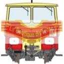 REE Modeles MB-034 - Track inspector DU65 EP 4 SNCF - HO