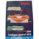 Catálogo de PIKO - HO y N 2009