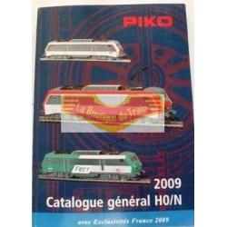 catalogue PIKO - HO et N 2009