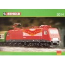 catalog ARNOLD - Hornby 2014 - N scale