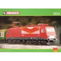 catalogue ARNOLD - Hornby 2014 - echelle N