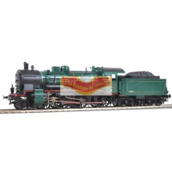FLEISCHMANN 416702 - Locomotive Vapeur serie S64 - SNCB-NMBS - HO