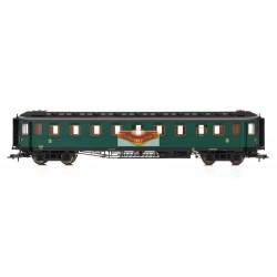 FLEISCHMANN 515303 - Voiture voyageur 3eme classe SNCB-NMBS - HO