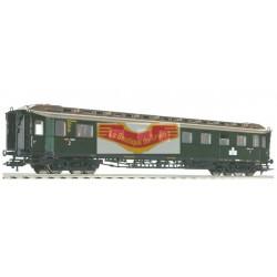 FLEISCHMANN 568202 - Voiture voyageur mixte 2/3 classe SNCB-NMBS - HO