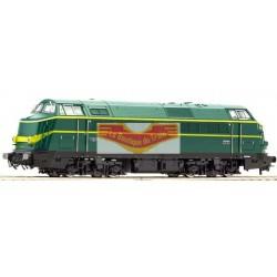 ROCO 62822 - locomotive diesel serie S.60 SNCB NMBS HO