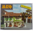 MKD 662 - Le Village, Auberge Fleurie - HO