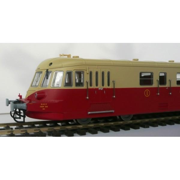 realmente cómodo buena textura muchos de moda Autorail ABJ3 2eme classe SNCF - ELECTROTREN 2138 - HO