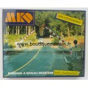 MKD - maquette de Passage a niveau moderne - MK532 - HO