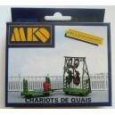 Charriots de Quai - MKD MK536