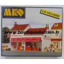 MKD - Maquette Le village Boucherie - MK612 - HO