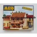 Le village : La creperie - MKD MK618 - HO