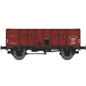 dumper wagon HO scale