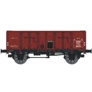 Wagons Tombereaux HO