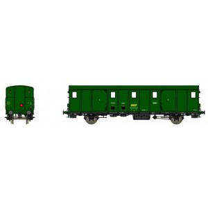 Wagons Fourgon OCEM 30 - HO