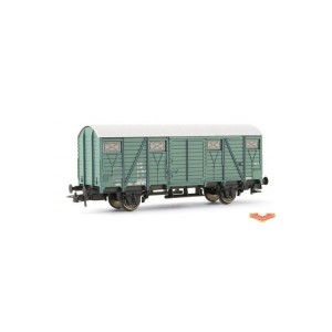 Wagon Couvert - HO