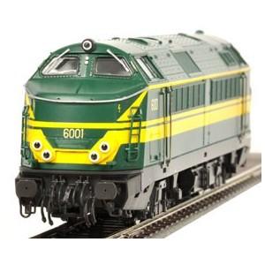 Loco diesel SNCB-NMBS - HO