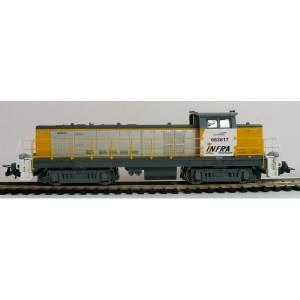 loco diesel BB63000 SNCF HO