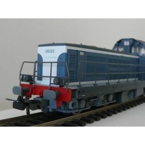 loco diesel BB66000 SNCF HO