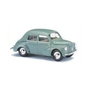 miniature car renault 4CV - HO scale