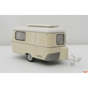 caravane - remorque miniature echelle HO