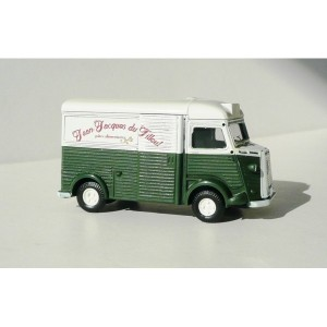 Fourgon miniature CITROEN H 1/87