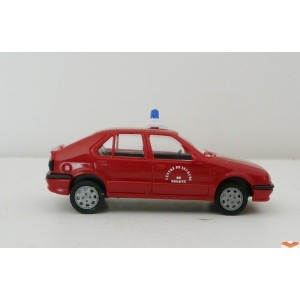 Voitures miniature renault 19 - HO