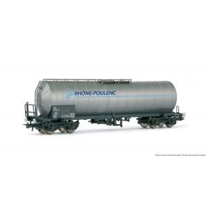 Wagons citernes a bogies - HO 1/87