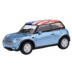 miniature car model MINI COOPER - HO 1/87