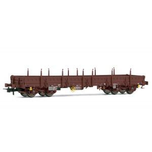Wagons Plats a bogies - HO