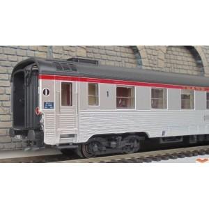 Mistral 56 TEE passenger cars - HO