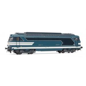 loco diesel BB67000 SNCF escala HO