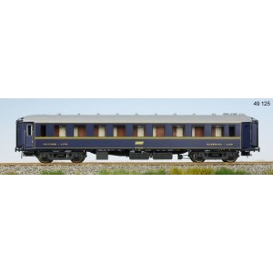Passenger cars CIWL type F - HO scale