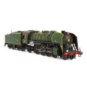 Loco vapeur 141R HO