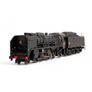 Loco vapeur 141P - HO