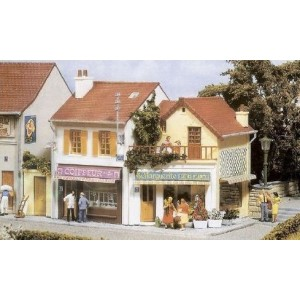 shops models and stores HO Scale