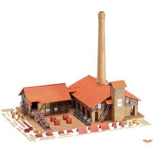Maquettes d'industries et entreprises - HO