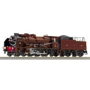 Locomotive and railcar HO