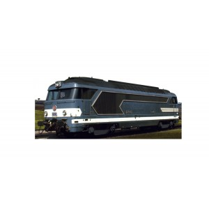 loco diesel BB67300 SNCF echelle HO