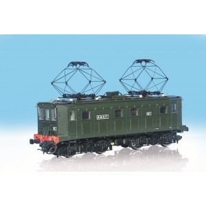 Locomotive Electrique BB1-80 Biquette - HO