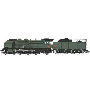 Locomotive vapeur 231K SNCF - HO