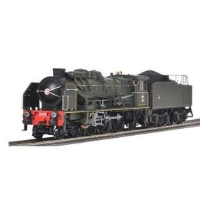 Steam locomotive 231E SNCF - HO