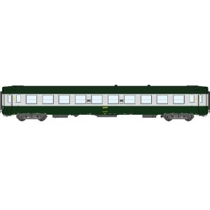 UIC passenger cars SNCF - HO scale
