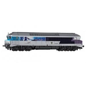 diesel locomotive ho