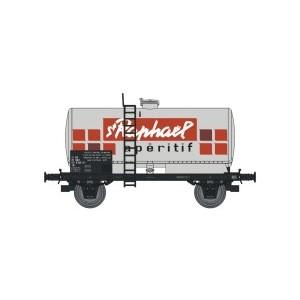 Wagons citerne echelle N